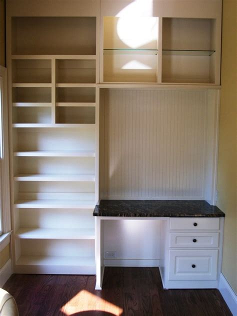 desk with lots of storage for small area lots of storage space though project