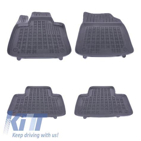 floor mats xc90 floor mat rubber volvo xc90 2015 black
