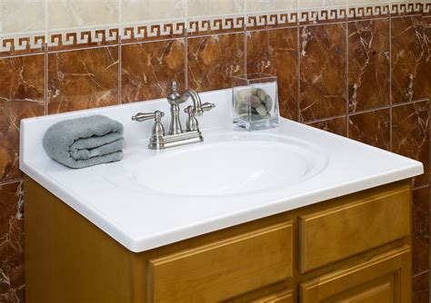 cleaning cultured marble sinks lesscare gt bathroom gt vanity tops gt cultured marble