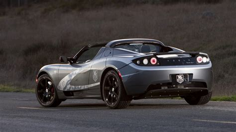 Tesla Roadster Sport Tag Heuer (2010) Wallpapers And Hd