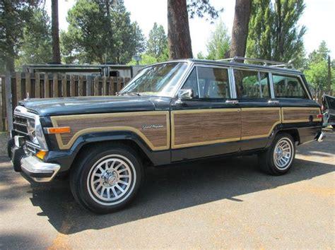 wood panel jeep cherokee wood panel jeep wagoneer for sale images