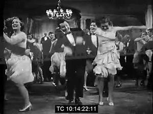 1920s George Gershwin plays piano, flappers dancing - YouTube