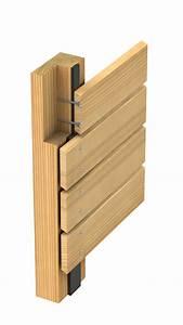 Sonnensegel Befestigung Holz : befestigungssysteme f r holzfassaden montagefreundlich ~ Orissabook.com Haus und Dekorationen
