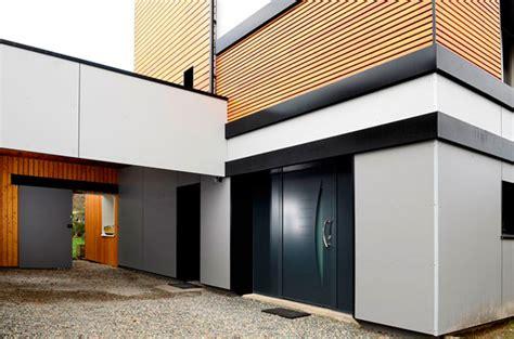 facade porte cuisine relooker la façade de sa maison blueberry home