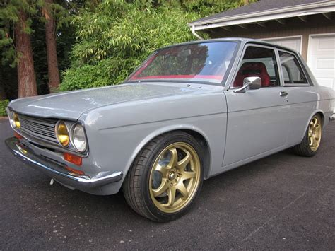 1970 Datsun 510 Show Car Manual For Sale By Owner In