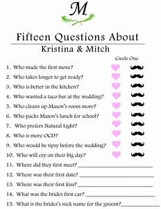photo bridal shower games where image With couples wedding shower game ideas