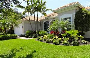 Front Yard With Driveway Landscaping Ideas