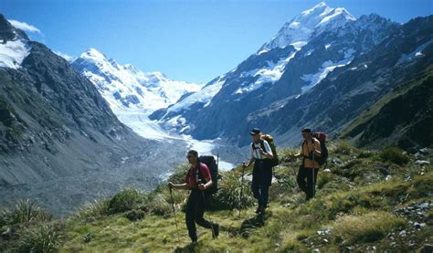 Hiking In New Zealand Find The Best Hiking Areas And