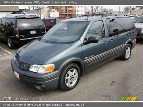 how to fix cars 2004 pontiac montana lane departure warning stealth gray metallic 2004 pontiac montana awd gray interior gtcarlot com vehicle