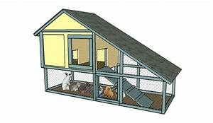 5 Free Rabbit Hutch Plans Free Garden Plans - How to