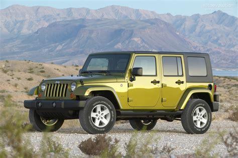 Jeep Wrangler Unlimited Specs  2006, 2007, 2008, 2009