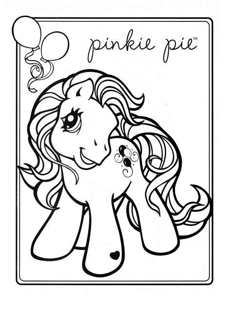 Pinkie Pie Kleurplaat by My Pony Coloring Page Mlp Pie Cool