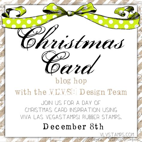 Jun 10, 2021 · you can see a list of supplies used to create this project, including the card stock cuts, at the very bottom of this blog post. by DeeDee Catron: Christmas Card Hop {Viva Las VegaStamps!}