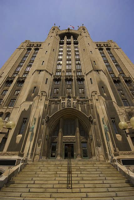 Masonic Temple Detroit Michigan
