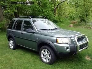 2004 Land Rover Freelander Hse Sport Utility 4