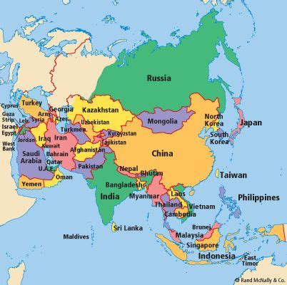 asia map school pinterest asia map classroom and search