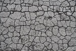 Cracked asphalt texture | Stock Photo | Colourbox