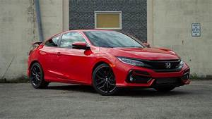 2020 Honda Civic Si Coupe Has The Right Moves