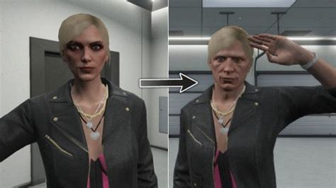 Gta Online Bug Changing Characters' Race And Gender In