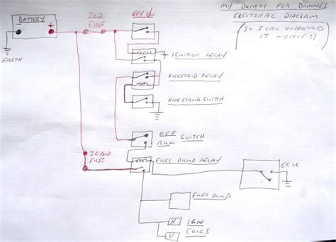 Relays Question Page Ducati The Ultimate