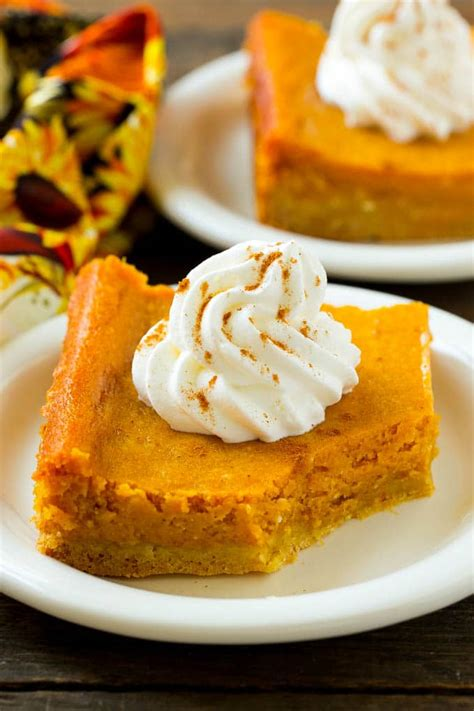 pumpkin gooey butter cake dinner   zoo