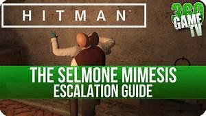Hitman - The Selmone Mimesis Escalation Level 5 - Sapienza Escalations Guides