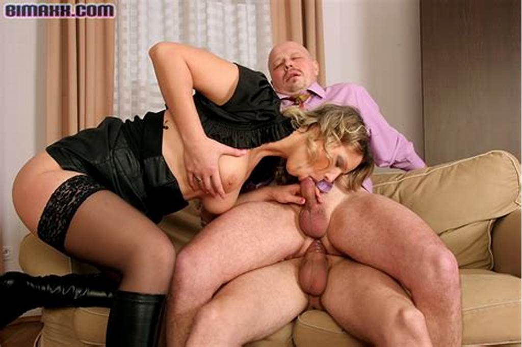#Sexy #Secretary #Gets #Involved #Into #Her #Boss'
