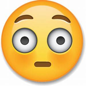 12 stages of a ... Worried Emoji