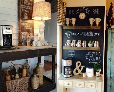 meuble cuisine cagne idée déco sympa créative pour chacun des du café
