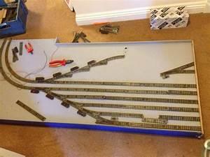 Hornby Dublo 3 Rail  Fiddle Yard Modification