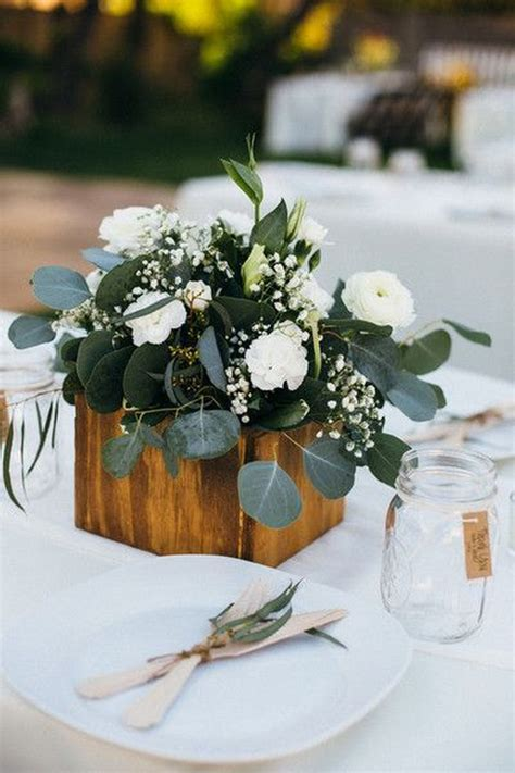 top 15 white and greenery wedding centerpieces for 2018 emmalovesweddings