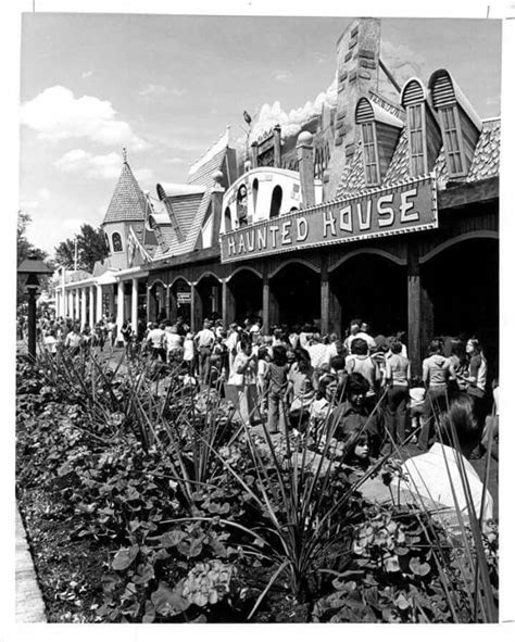 haunted house in the 70s elitches b elitch gardens