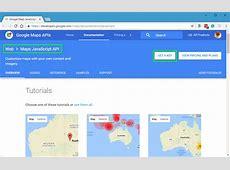 Create your own Google Maps Geocoding and Elevation API