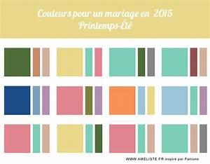 Association De Couleur : comment choisir les couleurs de son mariage ~ Dallasstarsshop.com Idées de Décoration