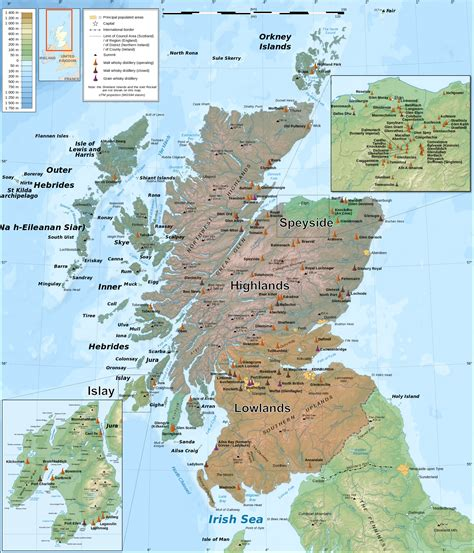List of whisky distilleries in Scotland - Wikipedia