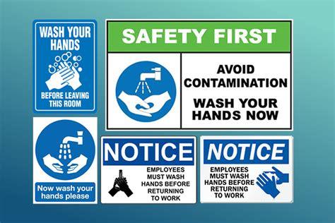 safety sign centre coronavirus  covid  signs