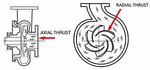 Centrifugal Pump  Cutaway Schematic Of Typical Centrifugal