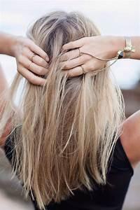Coupe Mi Long Blond : 1001 visions impeccables avec une coupe de cheveux mi long ~ Melissatoandfro.com Idées de Décoration