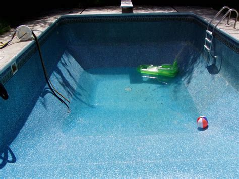 Draining And Refilling An Inground Swimming Pool