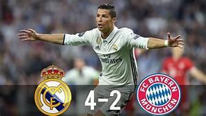 Real Madrid Vs Bayern Munich 4-2 All Goals Highlights Semi ...  Real