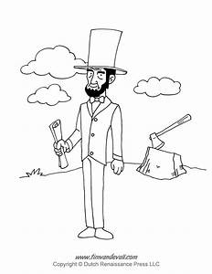 lincoln coloring pages - abraham lincoln coloring pages pdf coloring pages