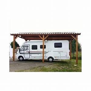 Abri Camping Car Bois : france abris produits abris de parkings ~ Dailycaller-alerts.com Idées de Décoration