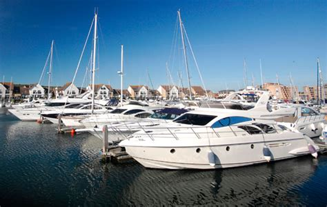 Motor Boats For Sale Port Solent by Port Solent Marina New Used Boat Show Set To Return