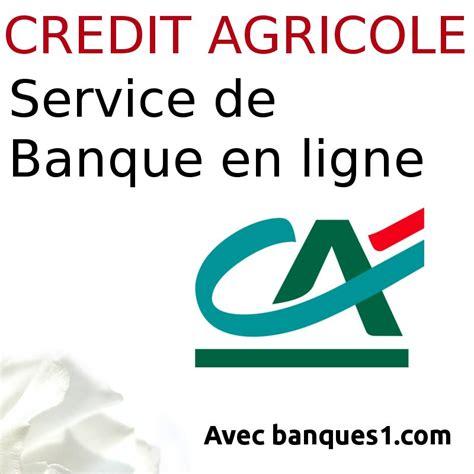 page d authentification pour consulter ses comptes credit agricole
