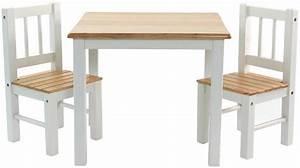 Kindertisch Und Stühle : kinder sitzgruppe mit kindertisch tisch und 2 st hlen stuhl ~ Eleganceandgraceweddings.com Haus und Dekorationen