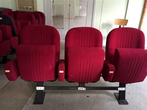 sieges de cinema occasion rangée de 3 sièges cinéma fauteuil d 39 occasion aux