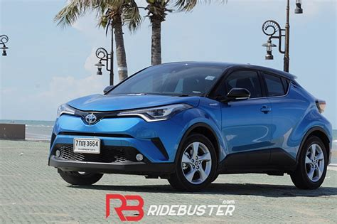 Review Toyota Chr Hybrid by Toyota Chr Hybrid Review043 Ridebuster