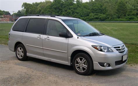 File:2005 Mazda MPV.jpg - Wikimedia Commons