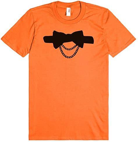 Amazon.com: Skreened Untitled | L Mandarin Orange T-Shirt ...