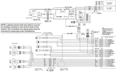 fisher xtreme  plow wiring diagram